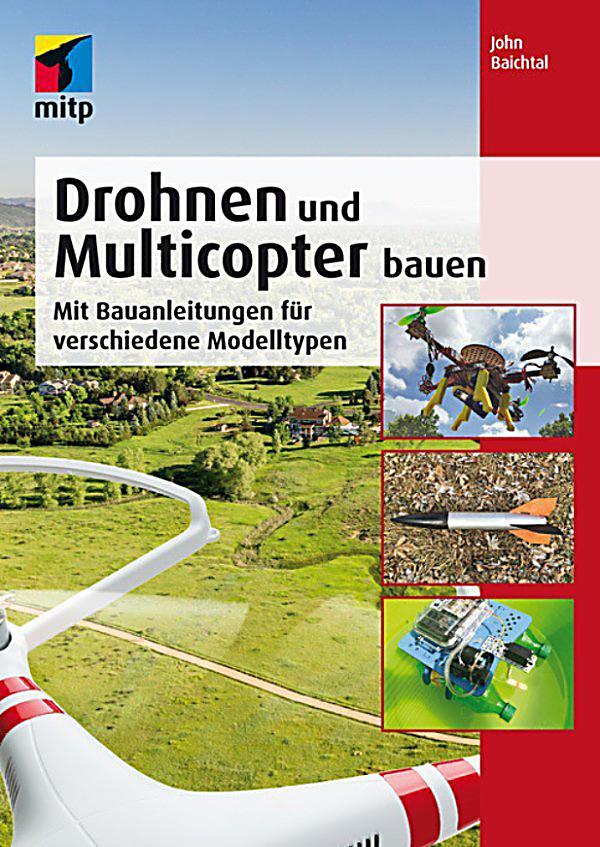 Drohnen und multicopter bauen ebook jetzt bei weltbild