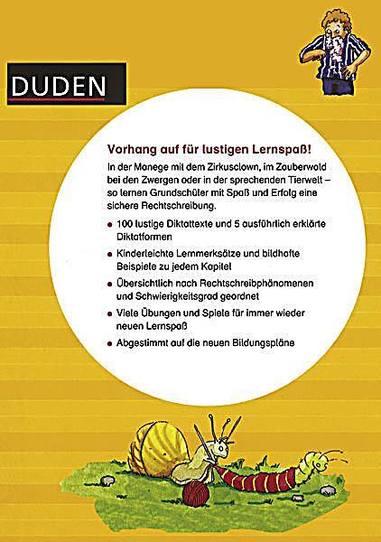 Tür duden  Duden - 100 lustige Diktate, 2.-4. Klasse Buch - Weltbild.ch