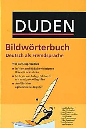 duden bildw rterbuch deutsch als fremdsprache buch portofrei. Black Bedroom Furniture Sets. Home Design Ideas