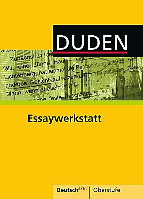 Essay duden