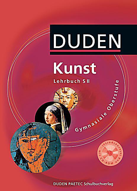 Duden - Kunst, Gymnasiale Oberstufe, mit CD-ROM Buch portofrei