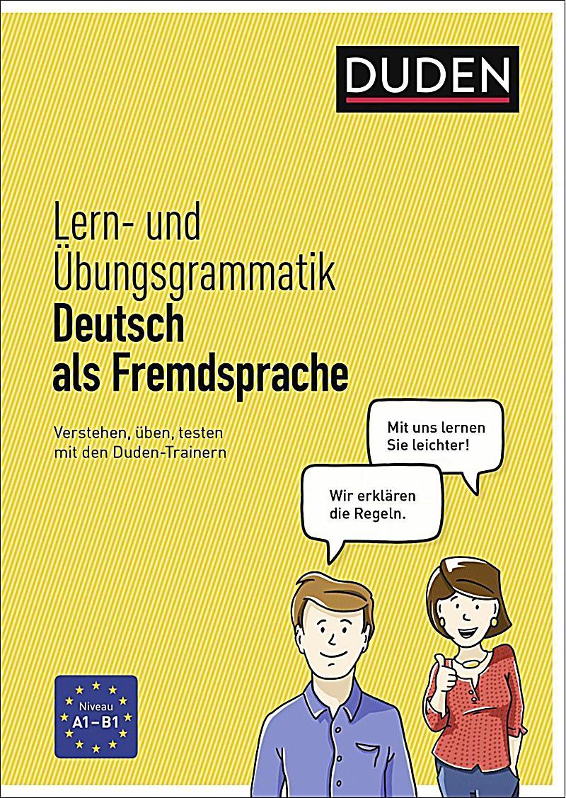 duden lern und 220bungsgrammatik deutsch als fremdsprache