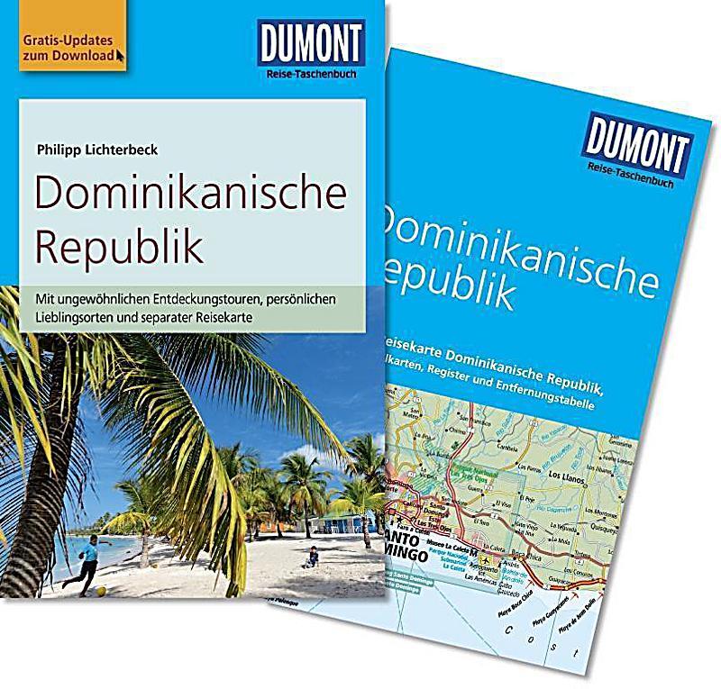 dumont reise taschenbuch reisef hrer dominikanische. Black Bedroom Furniture Sets. Home Design Ideas