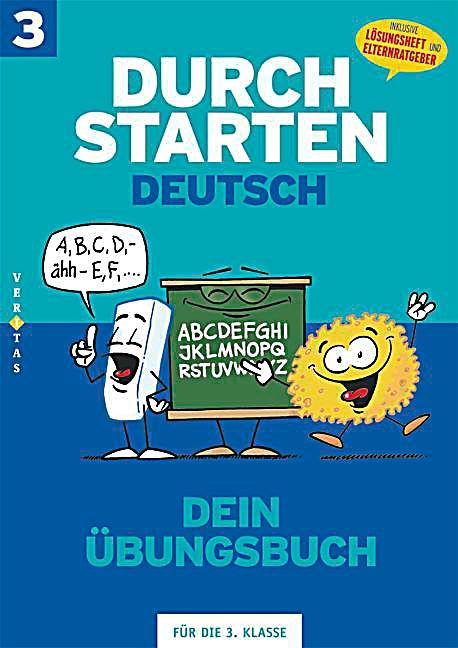 durchstarten deutsch dein 220bungsbuch deutsch f252r die 3