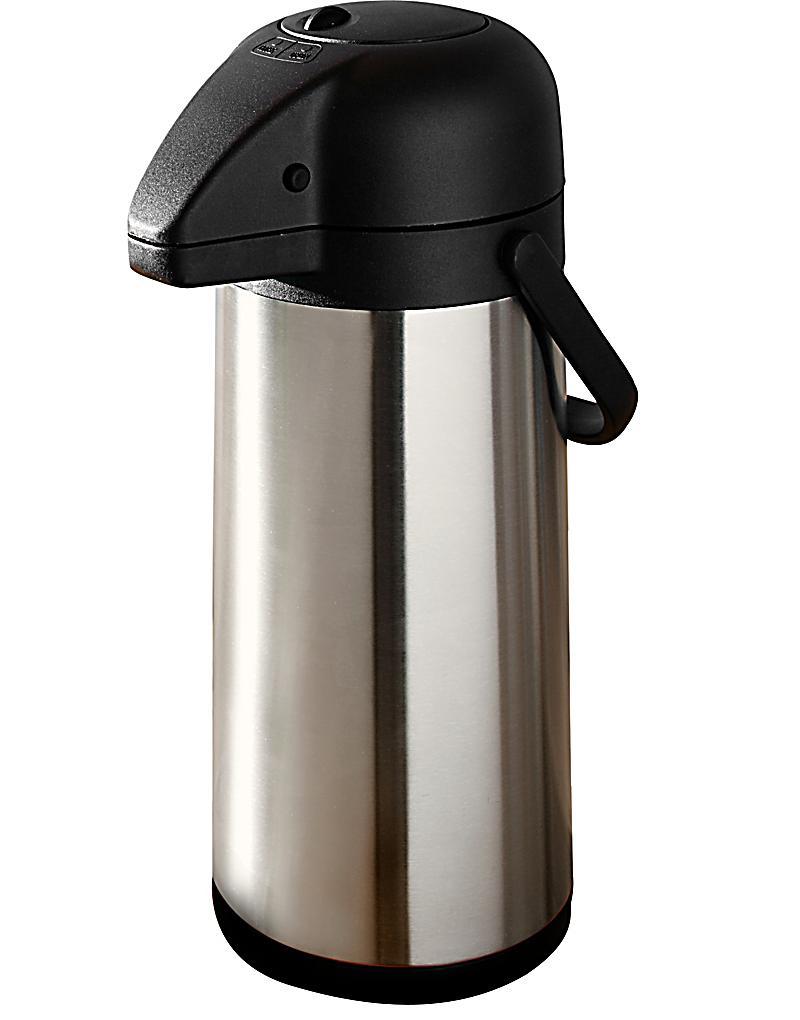 edelstahl pumpkanne 3 0 liter jetzt bei bestellen. Black Bedroom Furniture Sets. Home Design Ideas