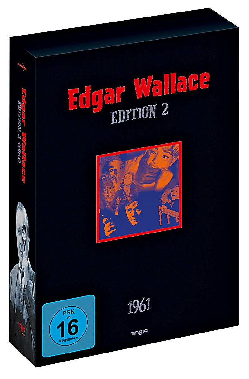 edgar wallace edition 2 dvd bei bestellen. Black Bedroom Furniture Sets. Home Design Ideas