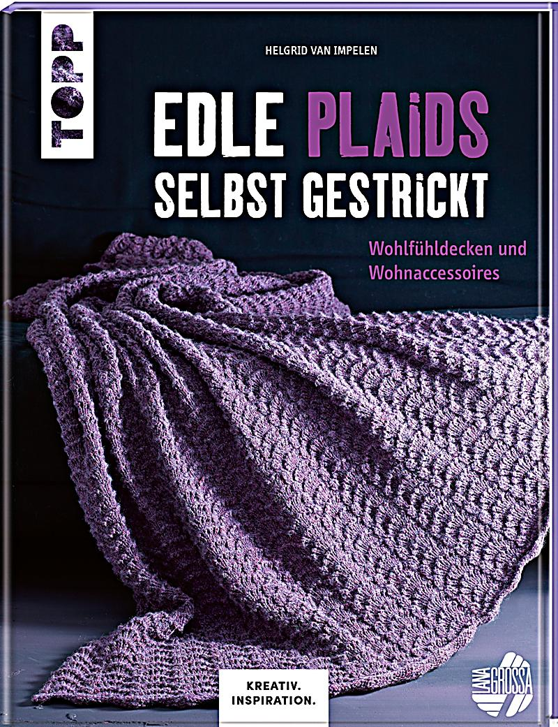 edle plaids selbst gestrickt buch portofrei bei. Black Bedroom Furniture Sets. Home Design Ideas