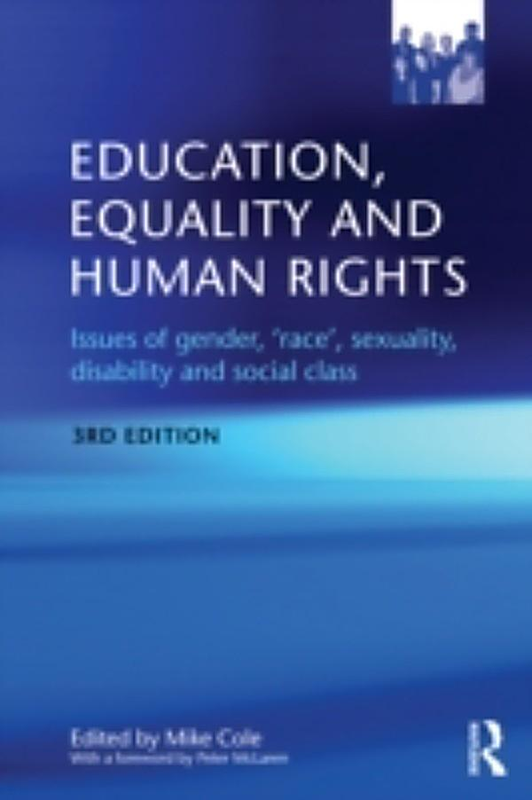 education and equality Education equality is a voluntary human rights organisation established to campaign for equality in the provision of education for all children regardless of religion.