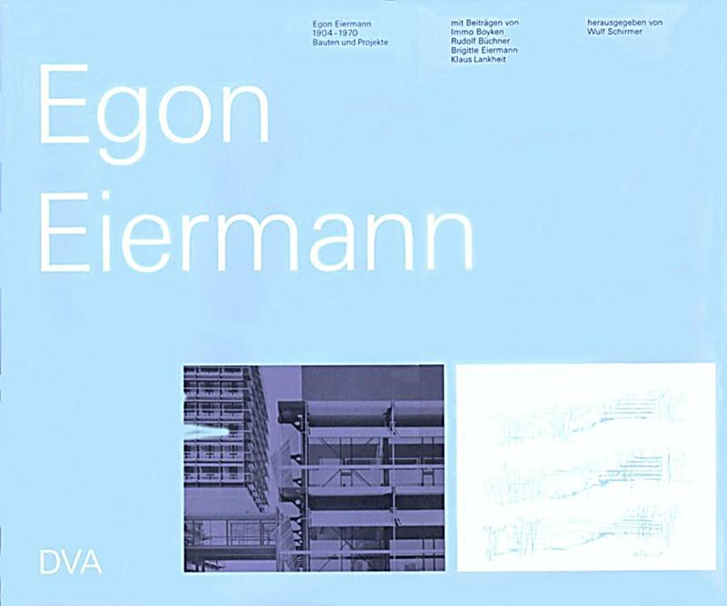egon eiermann 1904 1970 buch portofrei bei bestellen. Black Bedroom Furniture Sets. Home Design Ideas