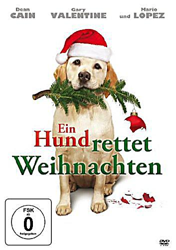 ein hund rettet weihnachten dvd bei bestellen. Black Bedroom Furniture Sets. Home Design Ideas