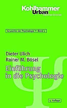 Psychologie Bereiche