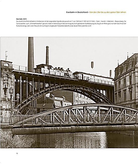 eisenbahn in deutschland von den 30er bis zu den fr hen 60er jahren. Black Bedroom Furniture Sets. Home Design Ideas