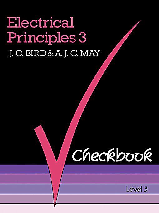 electrical principles 3 checkbook ebook jetzt bei. Black Bedroom Furniture Sets. Home Design Ideas