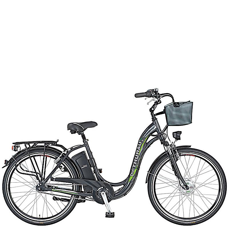 elektro fahrrad didi thurau alu city comfort 24v 7g mit anfahrhilfe. Black Bedroom Furniture Sets. Home Design Ideas