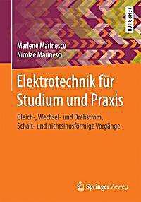 Elektrotechnik f r studium und praxis buch portofrei for Elektrotechnik studium