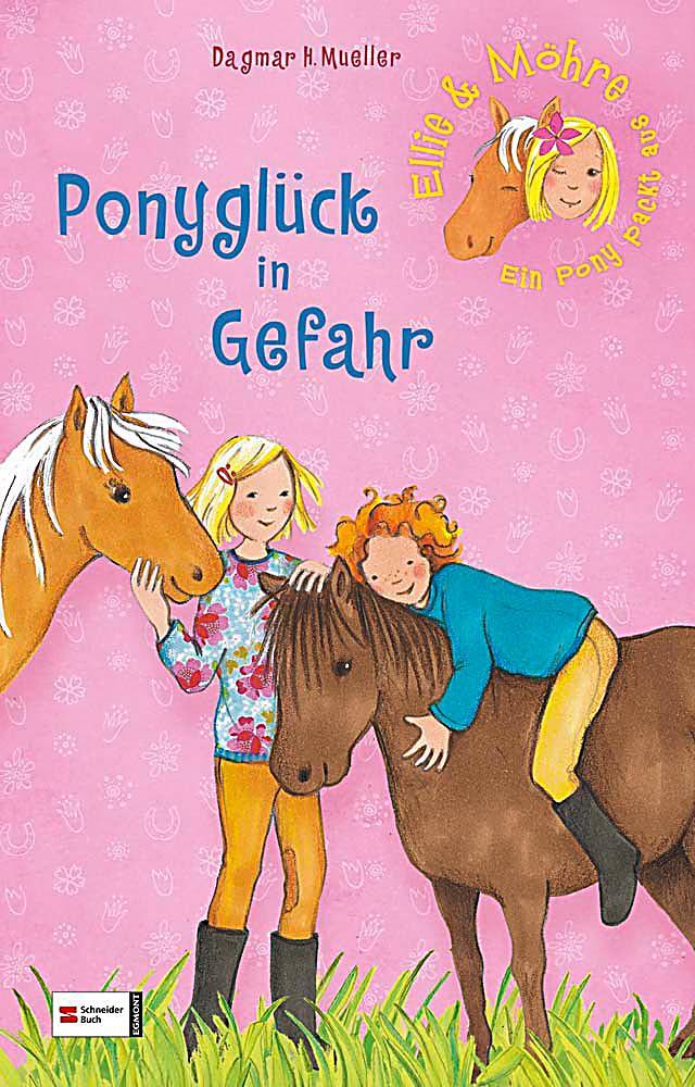 Ellie M Hre Ein Pony Packt Aus Ponygl Ck In Gefahr