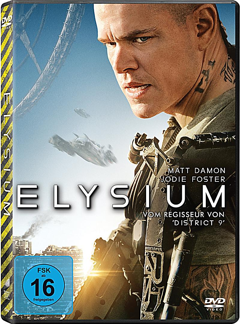 elysium dvd jetzt bei online bestellen. Black Bedroom Furniture Sets. Home Design Ideas
