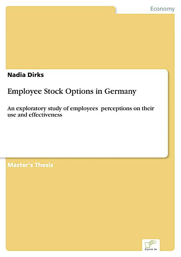 Employee stock options germany
