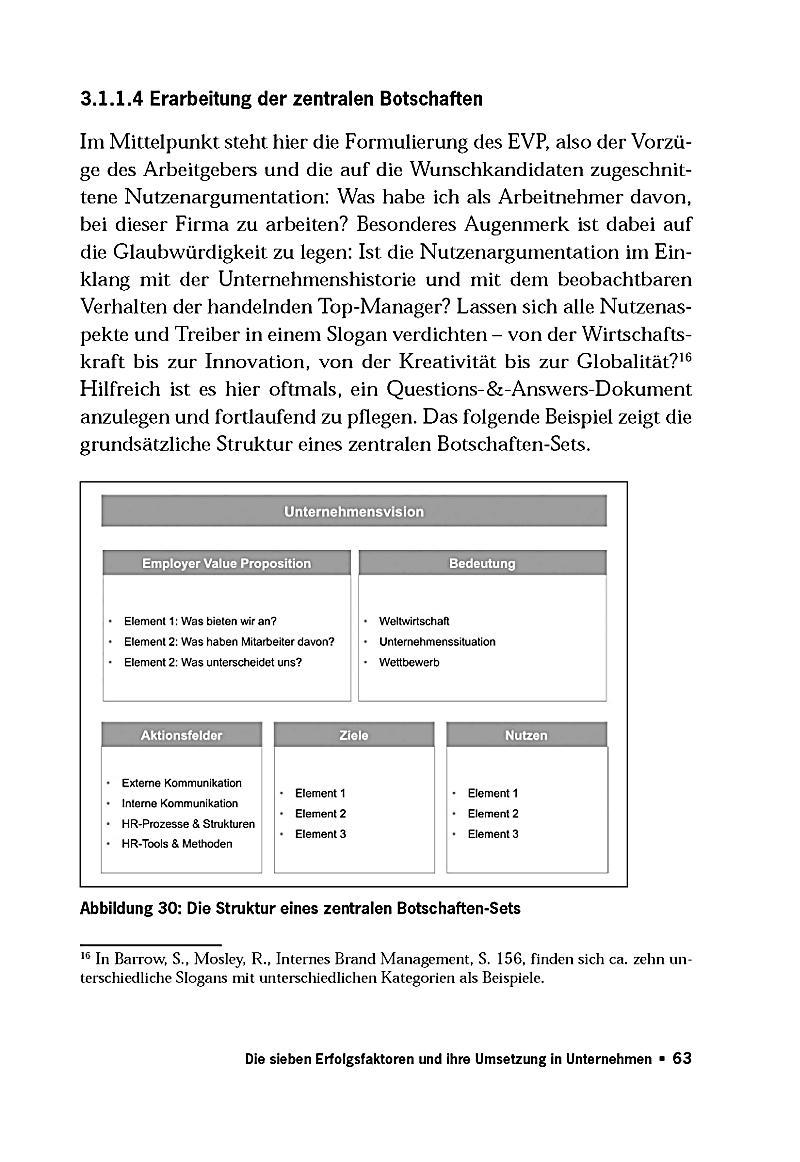 Employer Branding Buch von Katja Nagel portofrei bei Weltbild.de