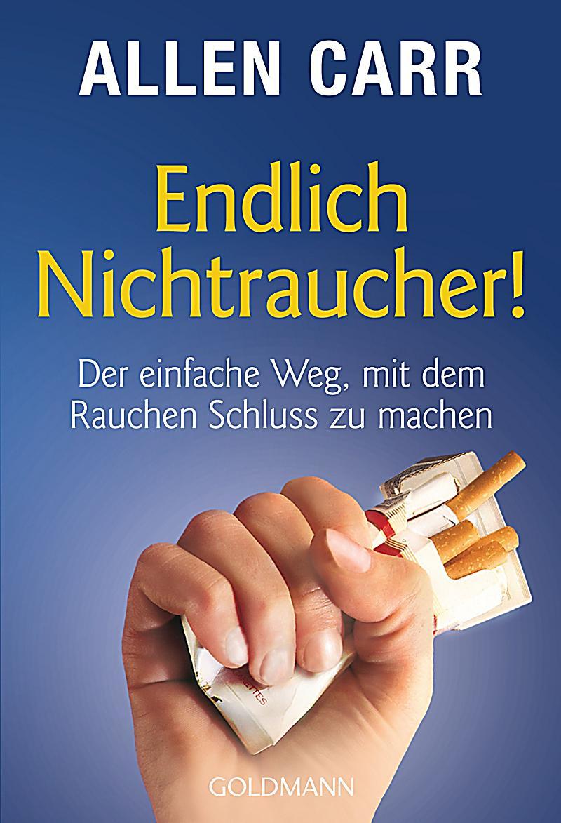 Endlich Nichtraucher! Buch von Allen Carr portofrei ...