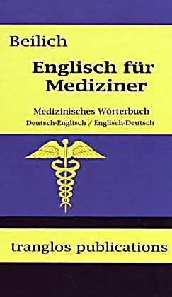 Englisch f r mediziner medizinisches w rterbuch deutsch for Englisch deutsche ubersetzung