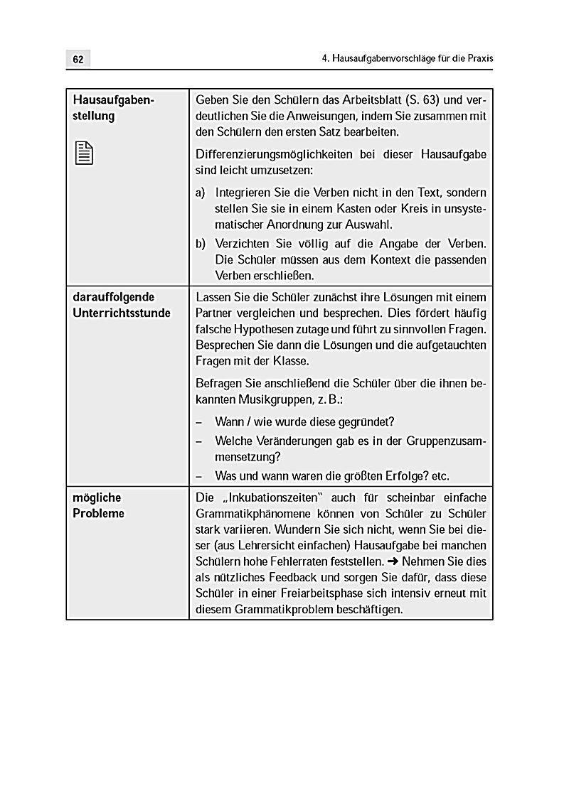 Englisch-Hausaufgaben, die Spaß machen Buch - Weltbild.de