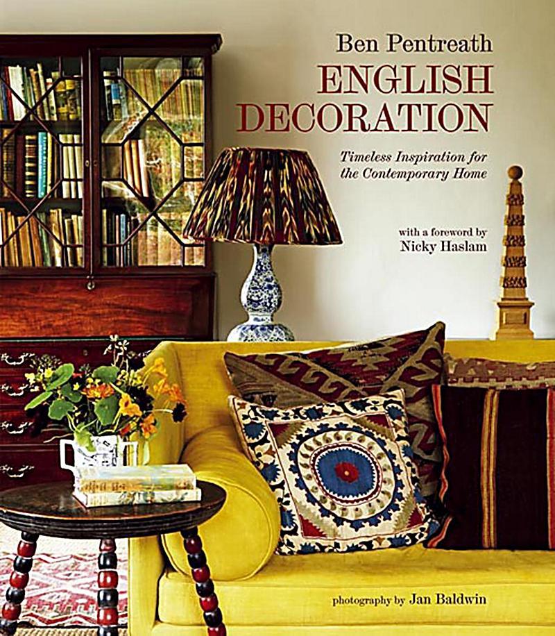 English Decoration Buch von Ben Pentreath portofrei ...