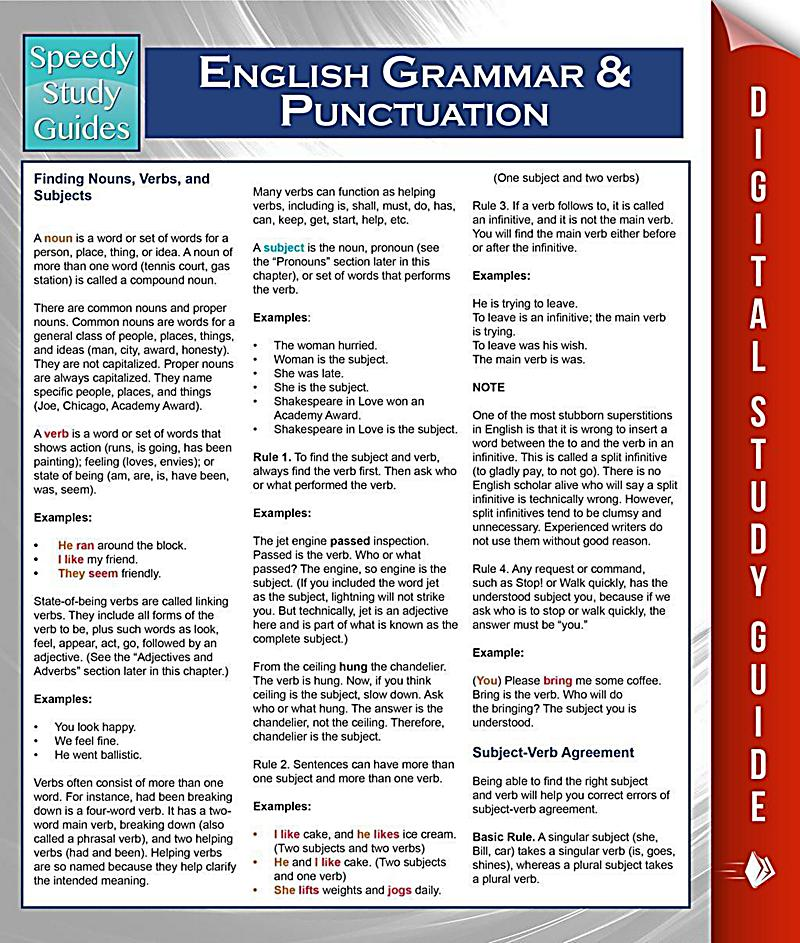 how to study english pdf