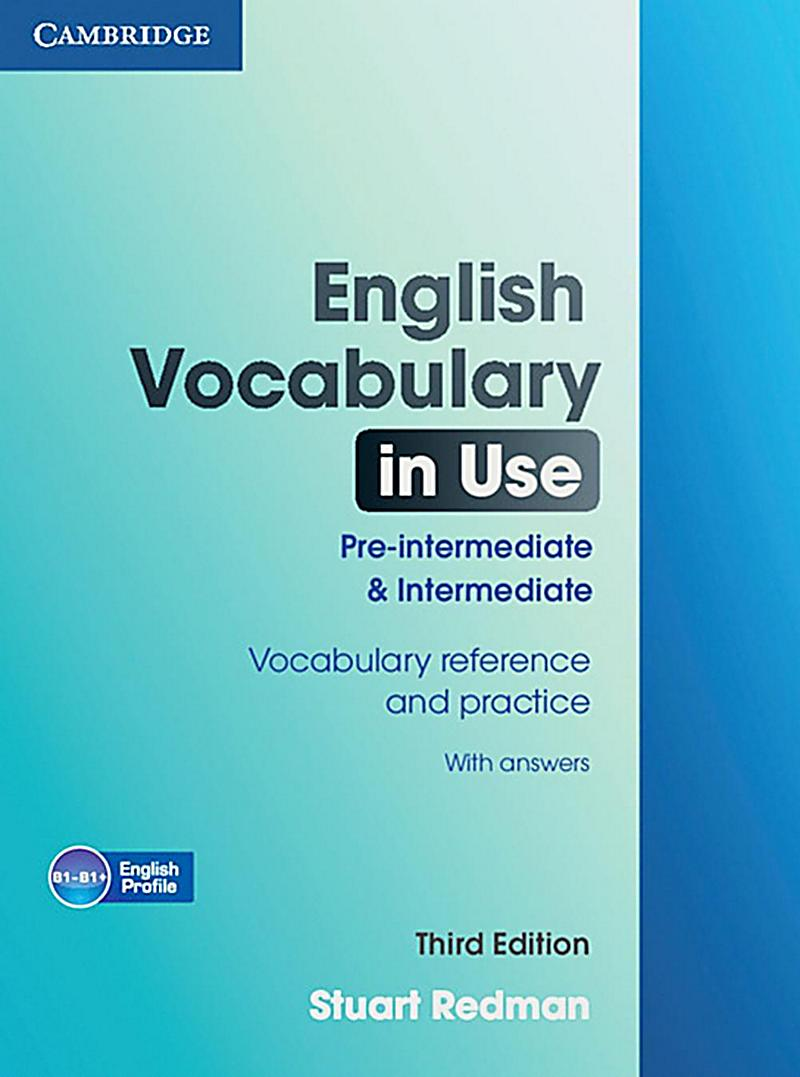 English Vocabulary In Use Intermediate Cambridge Pdf