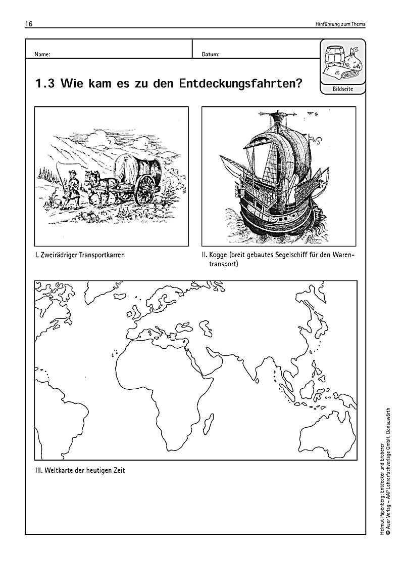 Entdecker und Eroberer Buch bei Weltbild.de online bestellen