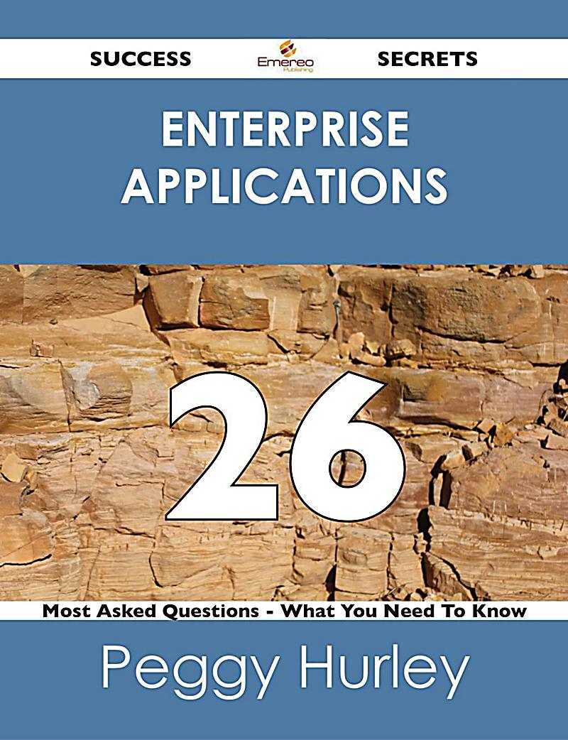 enterprise applications questions and answers If you have any questions about how to apply, the interview process, or jobs and internships available at enterprise- here you will find all the answers any questions if so, here's the place to find all the answers application process questions.