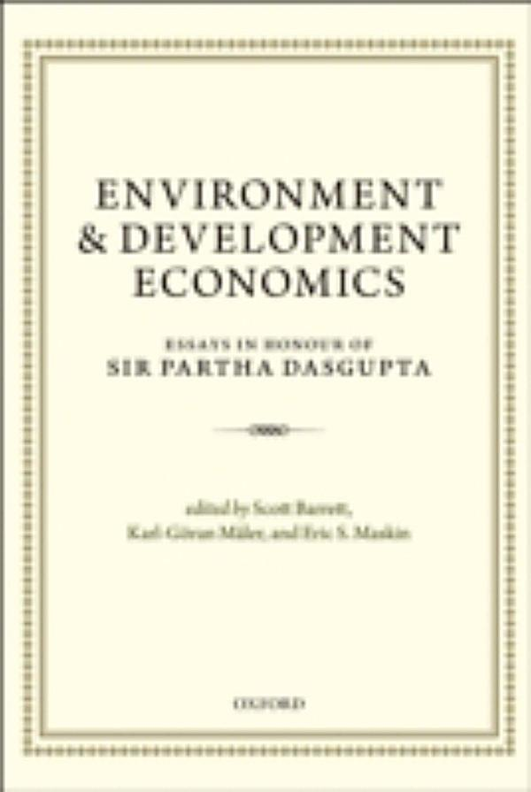 bachelor thesis development economics Bachelor thesis ellenor lodenius does financial development imply economic growth nekh01, fall 2014 department of economics supervisors: martin strieborny and lu liu.
