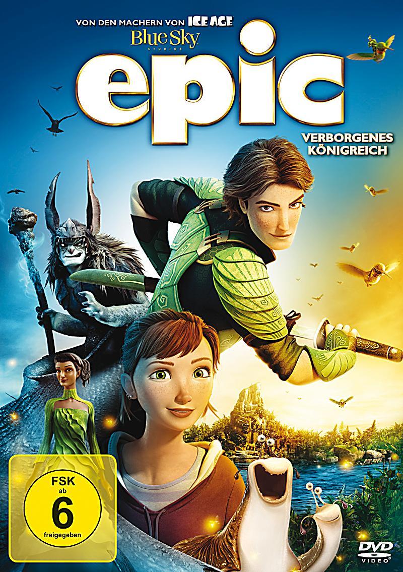 Epic Verborgenes Königreich 2