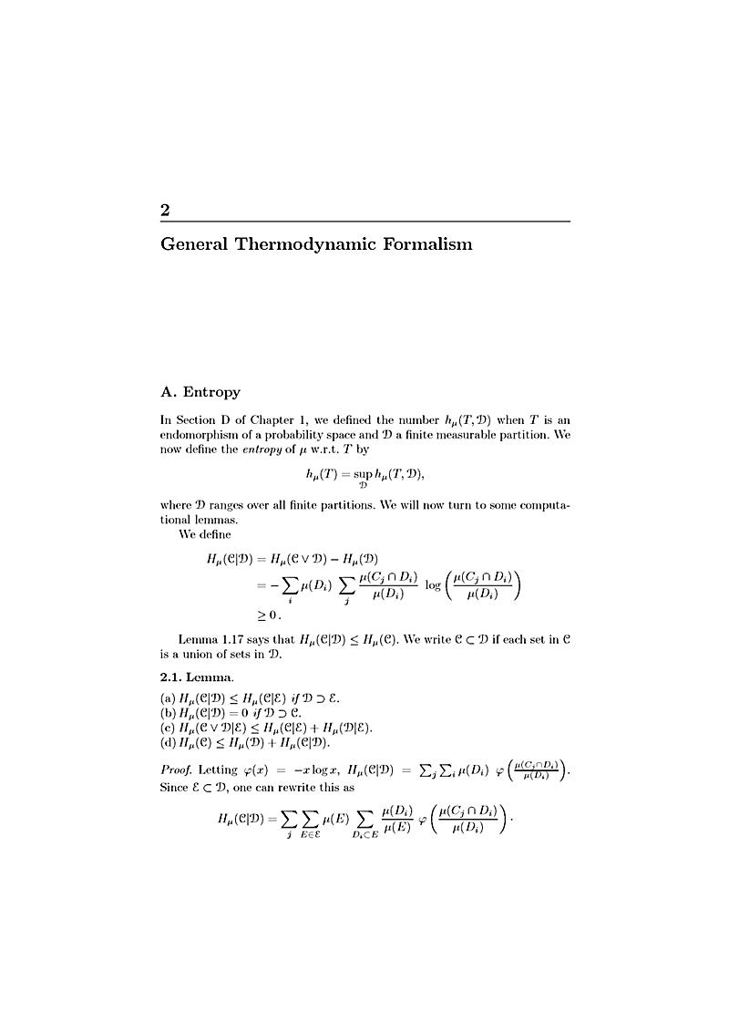 shop the fundamental theorem