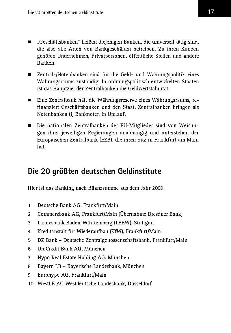 erfolgreich bewerben bei banken sparkassen und versicherungen produktdetailbild 5 - Deutsche Bank Bewerbung