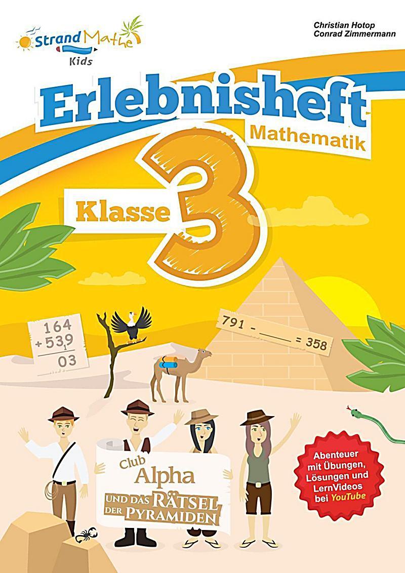 Erlebnisheft Mathematik Klasse 3 Buch bei Weltbild.ch bestellen