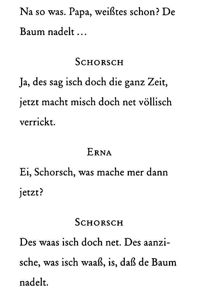 ERNA DER BAUM NADELT TEXT PDF