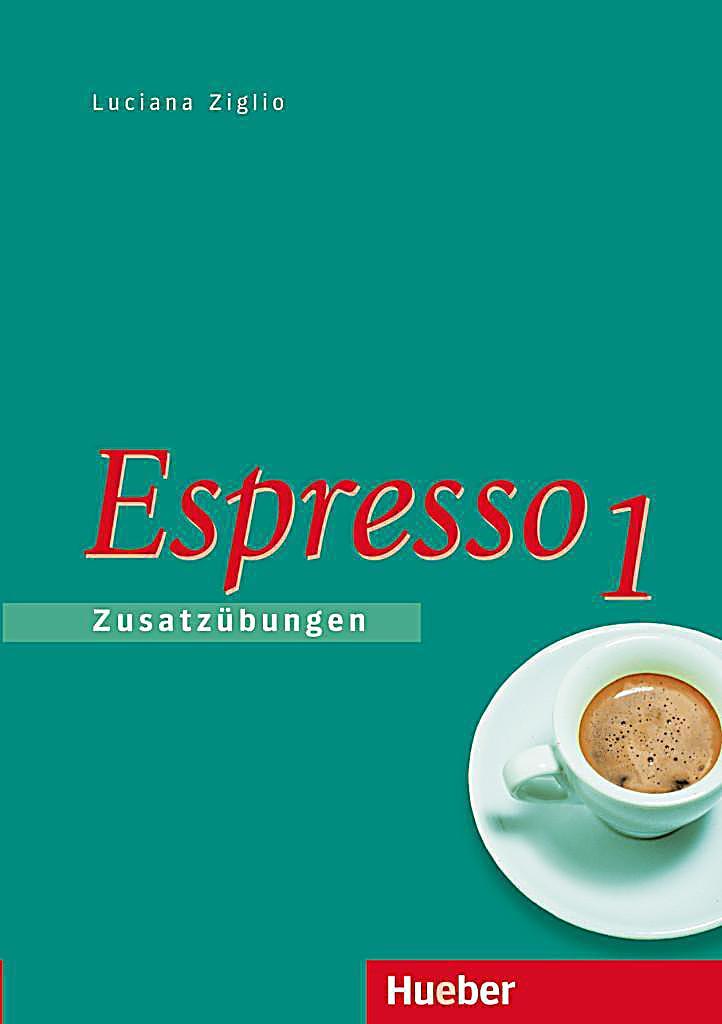 espresso ein italienischkurs bd 1 zusatz bungen buch portofrei. Black Bedroom Furniture Sets. Home Design Ideas