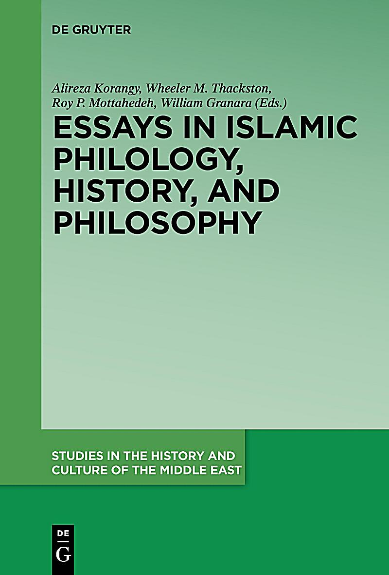 islam in seven pages essay Tribe and state in arabia: second essay 2nd judith herrin:  the seven voyages of sinbad the sailor story  web islam and islamic history in arabia.