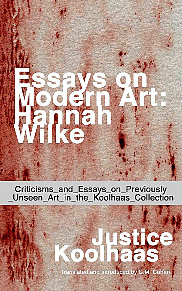 essays from contemporary culture ebook Free culture papers, essays, and research papers my account search results free essays good essays contemporary american culture and materialism - throughout the semester we have covered many different topics during our study of contemporary american culture.