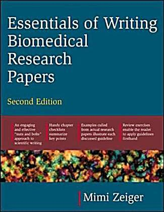 essentials of writing biomedical research papers Homework help grade 6 essentials of writing biomedical research papers second edition phd thesis in english phd thesis invasive species.