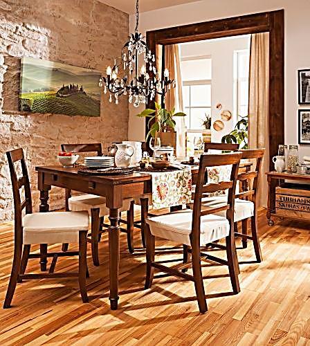 esstisch pinie jetzt bei bestellen. Black Bedroom Furniture Sets. Home Design Ideas