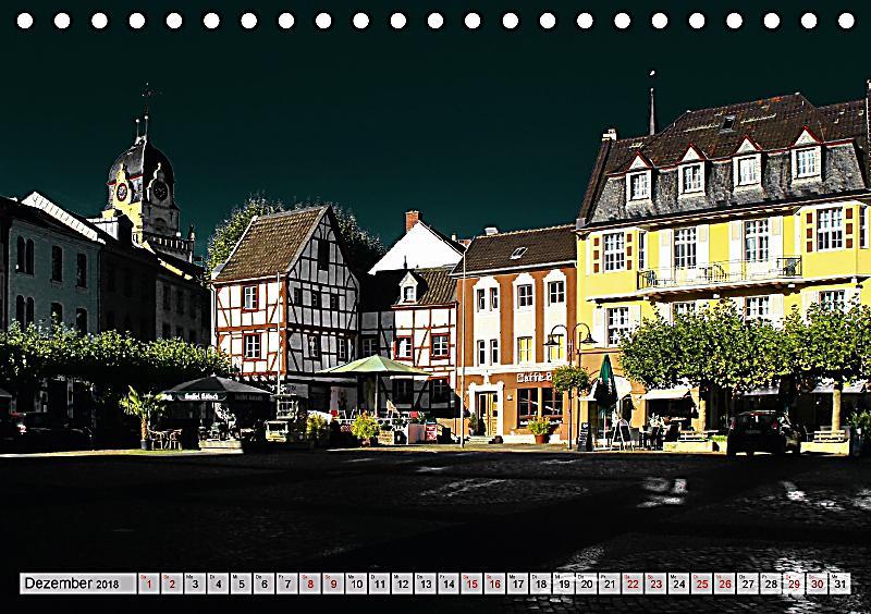 euskirchen ein trip durch die kreisstadt am rande der eifel tischkalender 2018 din a5 quer. Black Bedroom Furniture Sets. Home Design Ideas