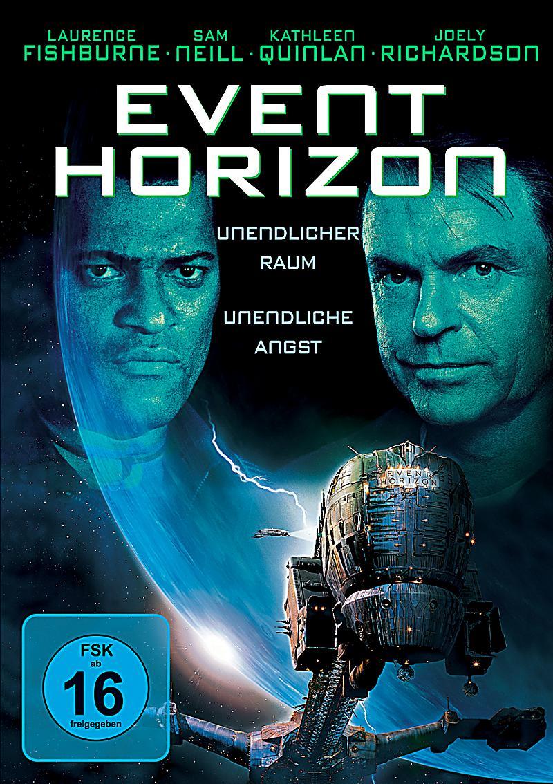 Event Horizon Am Rande Des Universums