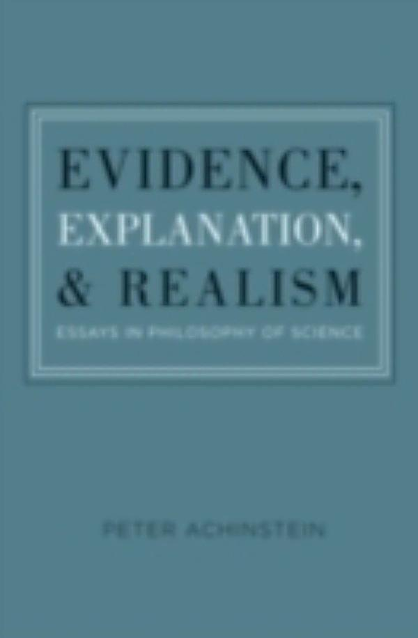 images of science essays on realism and empiricism Empiricism in the philosophy of science in p m churchland & c a hooker (eds), images of science: essays on realism and empiricism,.