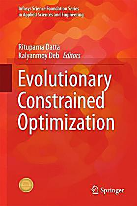 multi objective optimization using evolutionary algorithms book pdf