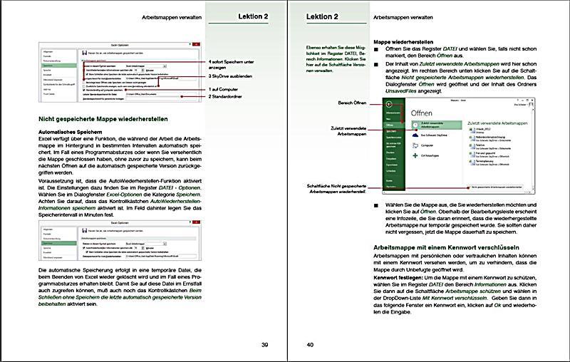 Excel 2013 Basiswissen Buch bei Weltbild.ch online bestellen