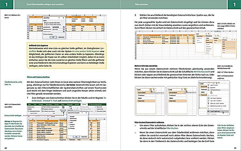 Excel - Pivot-Tabellen und -Diagramme in der Praxis | Weltbild.ch