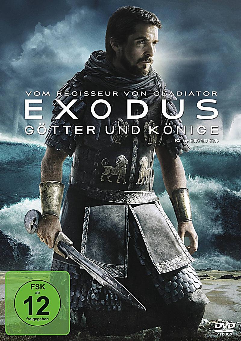 exodus könige und götter