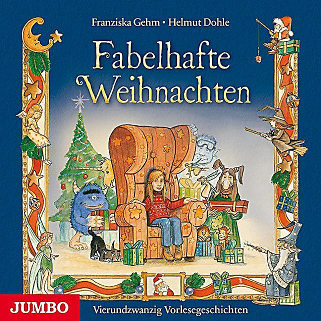 fabelhafte weihnachten 2 audio cds h rbuch g nstig bestellen. Black Bedroom Furniture Sets. Home Design Ideas